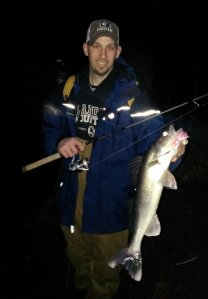A little night time jig bumpin.